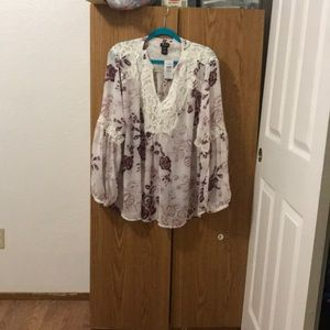 Torrid Blouse, size 3, NWT